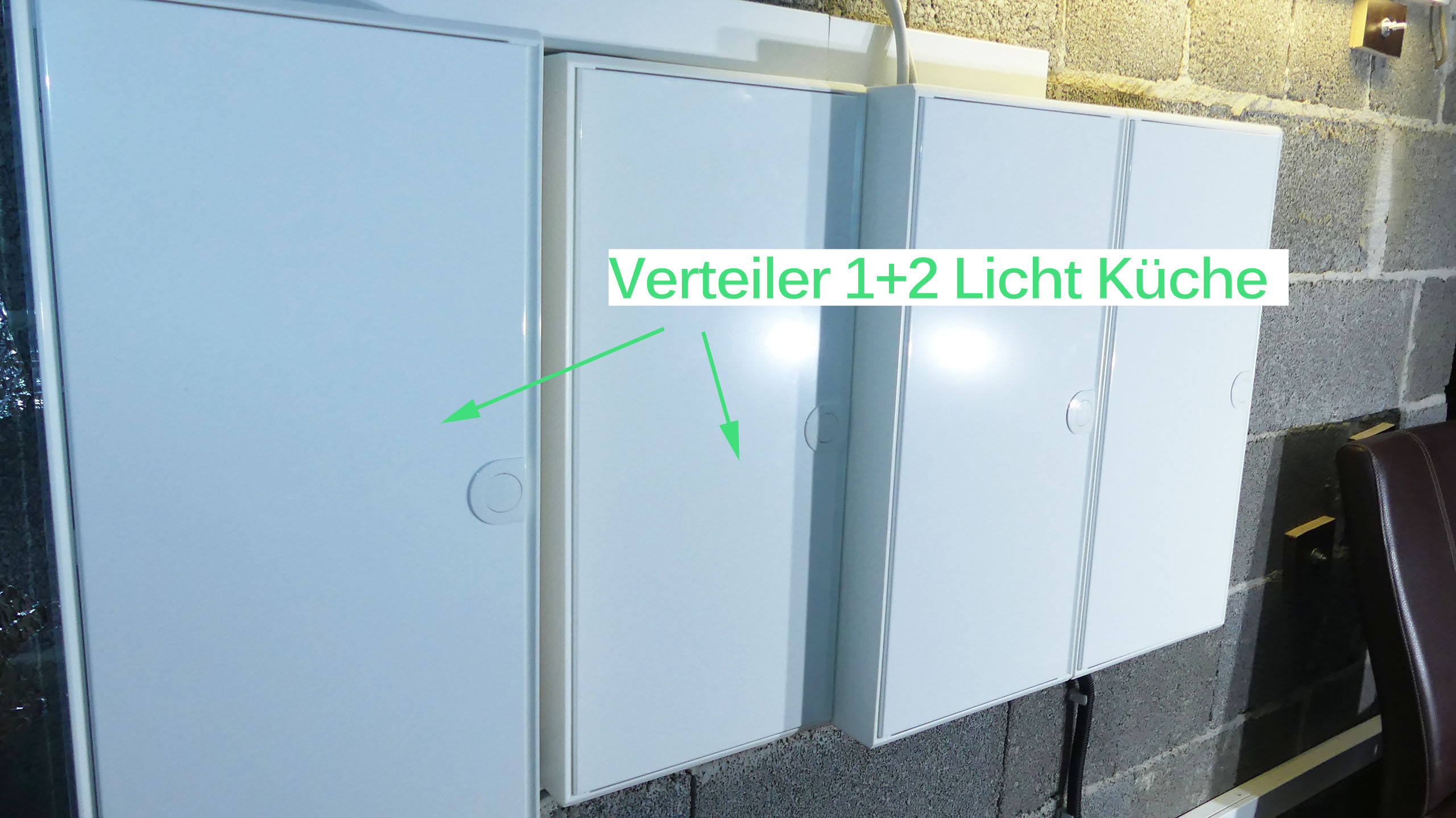 Ikea led panel flackert