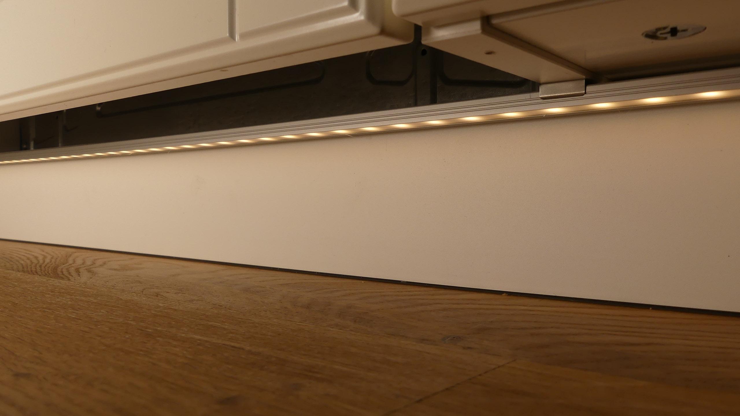 LED Lighting – Ikea Kitchen