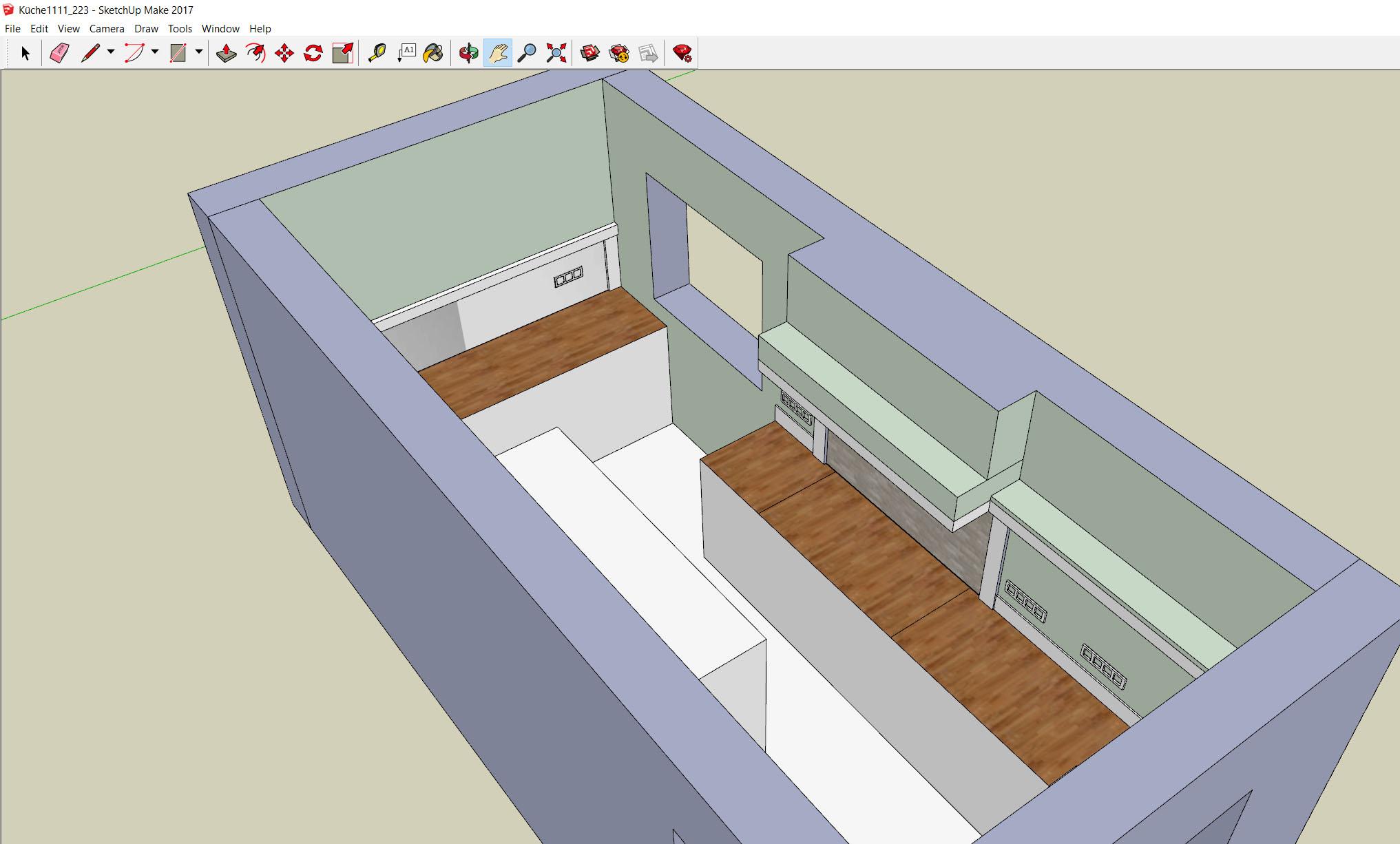 Der Start: Einen Plan erstellen – Ikea Kitchen
