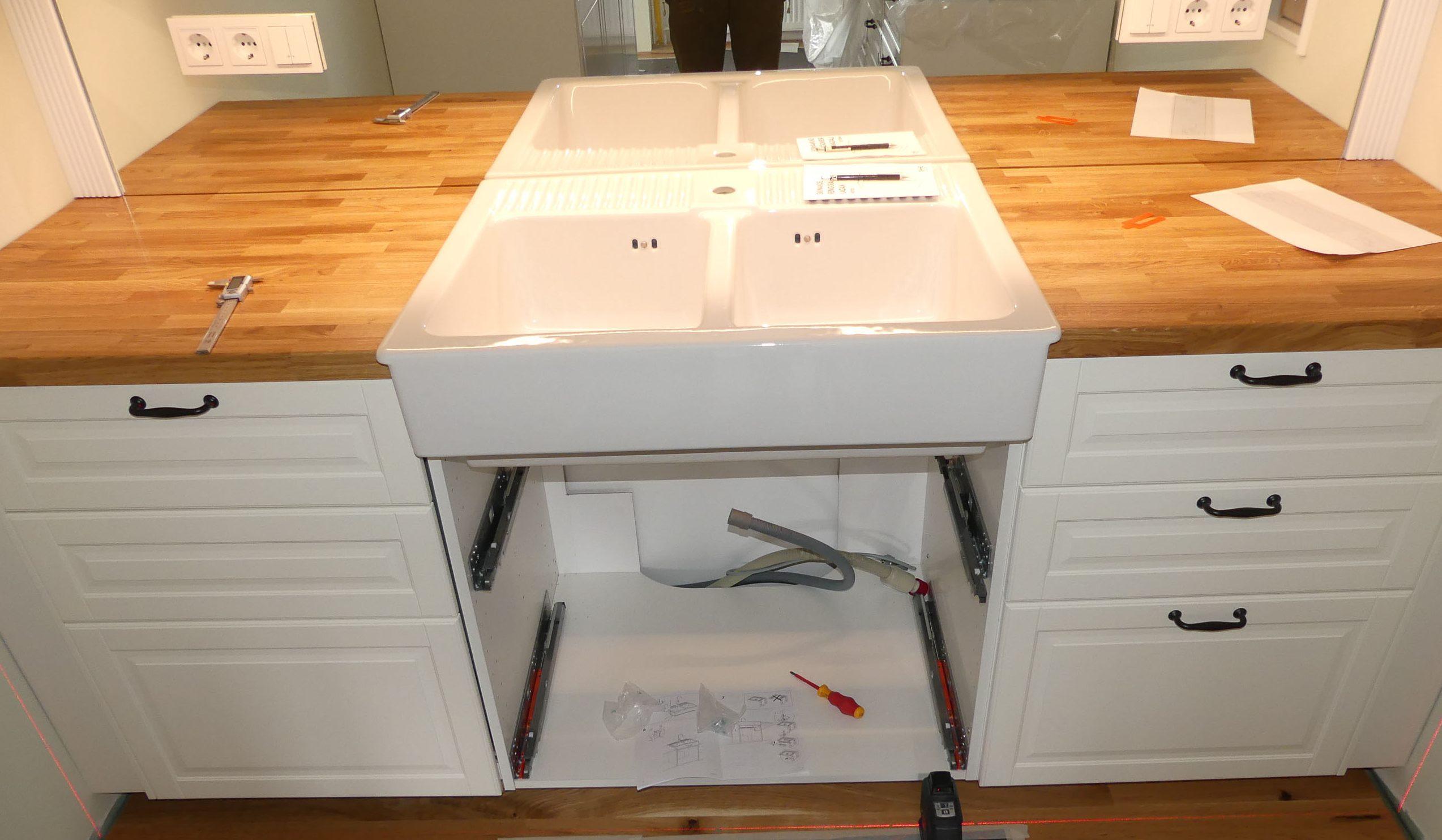 Einbau Spule Ikea Kitchen